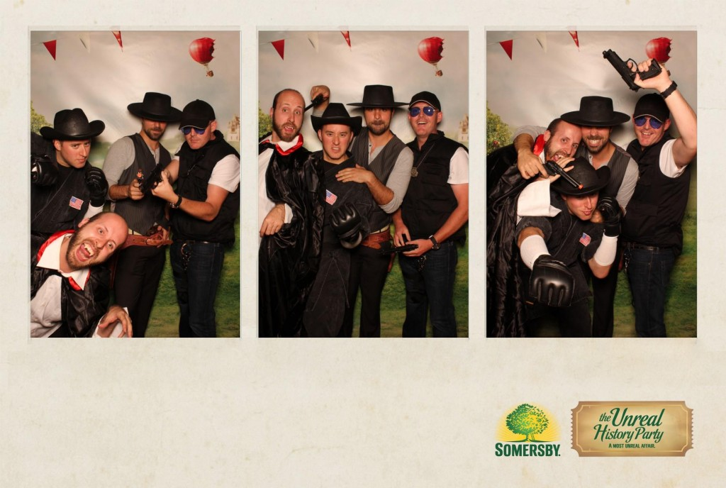 August 2013 - Somersby Party