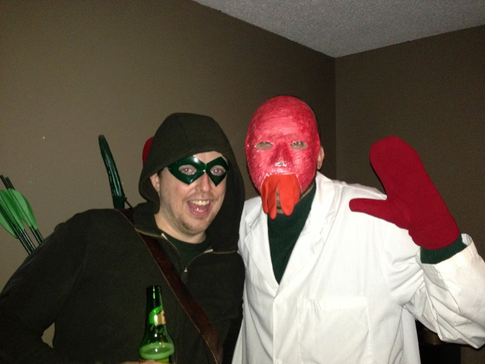 October 2013 - Zoidberg makes friends 1
