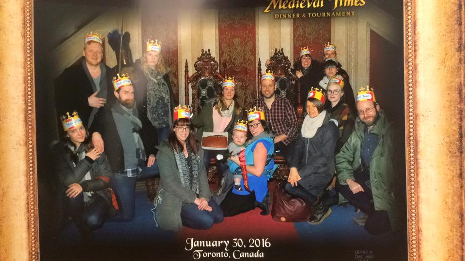 Medieval Times January 2016